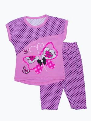 Комплект: футболка та бриджі | 5151408
