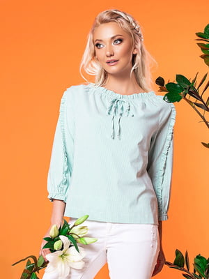 Блуза в полоску | 5151622