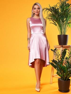 Платье розовое | 5151821