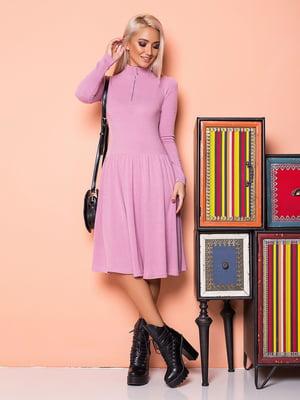 Платье цвета пудры | 5151833