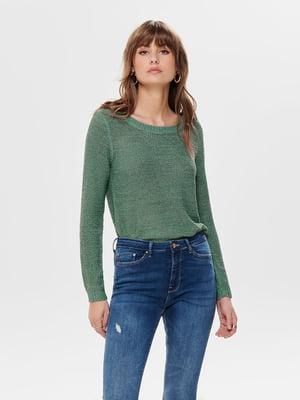 Джемпер зеленый | 5151823