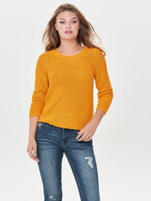 Джемпер желтый | 5151826