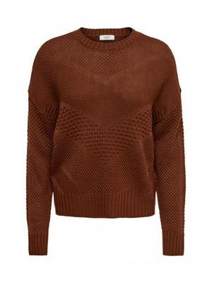 Джемпер коричневый | 5151843