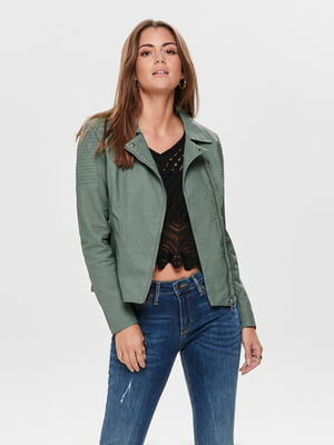 Куртка зеленая   5151851