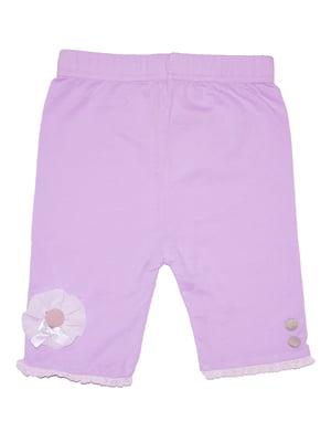 Шорти фіолетові | 5152322