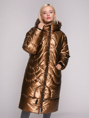Куртка золотиста | 5126240