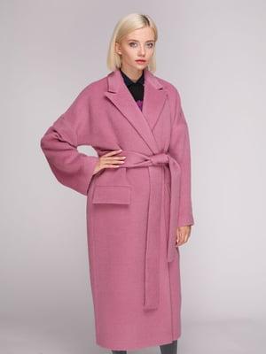 Пальто рожеве   5149363