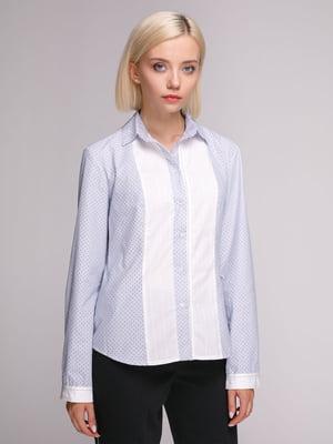 Блуза синя | 5149390