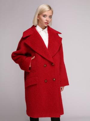 Пальто красное | 5149376