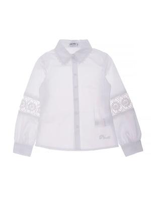 Блуза белая | 5152706