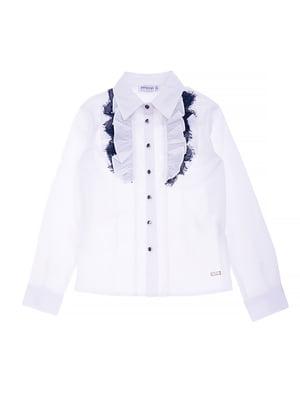 Блуза белая | 5152702