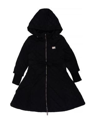 Пальто чорне | 5152715