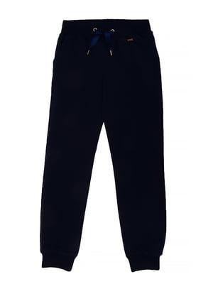 Брюки синие | 5152725