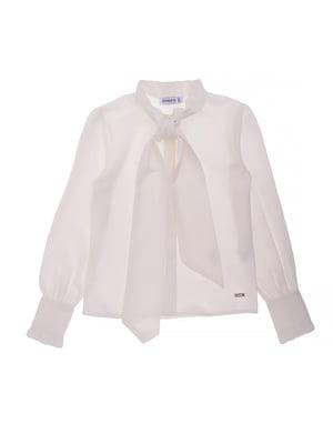 Блуза белая | 5152703