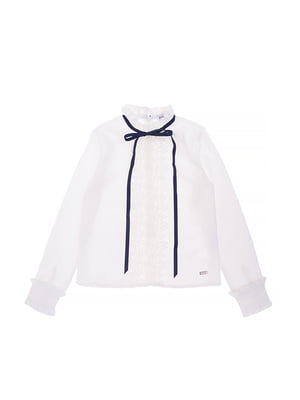 Блуза молочного кольору | 5152704