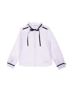Блуза белая | 5152708