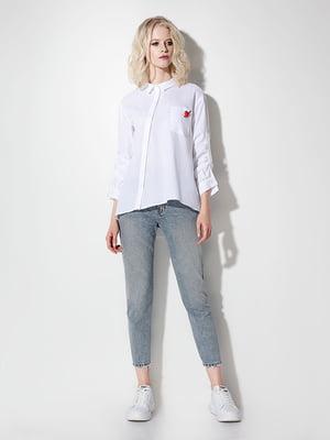 Блуза белая | 5152835