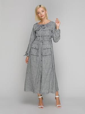 Сукня сіра | 5124535