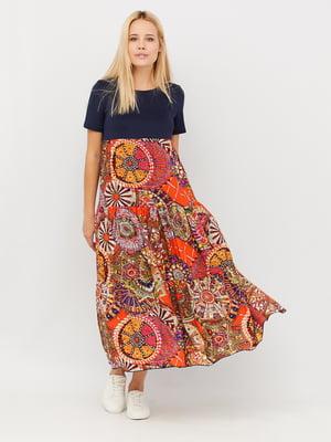 Платье в принт | 5153592