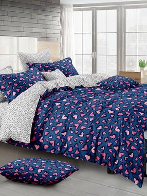 Комплект постельного белья двуспальный (евро) - Криспол - 5153612