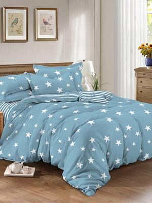 Комплект постельного белья двуспальный (евро) - Криспол - 5153618