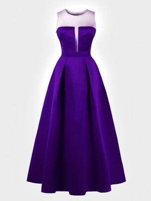 Сукня фіолетова | 5154028