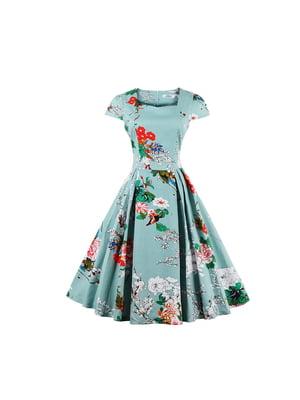 Сукня бірюзова | 5154086