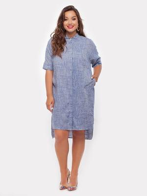 Сукня синя | 4265975