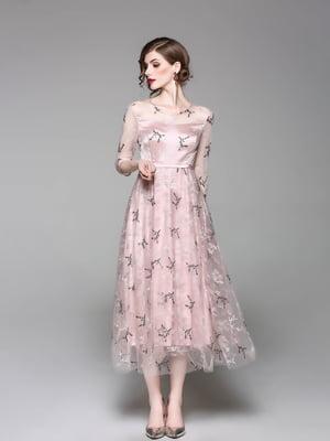 Сукня рожева | 5155167