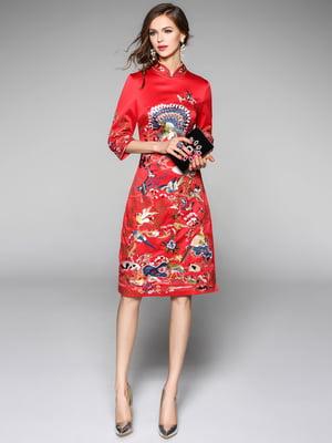 Сукня червона | 5155173