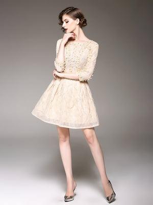 Сукня світло-персикова | 5155182