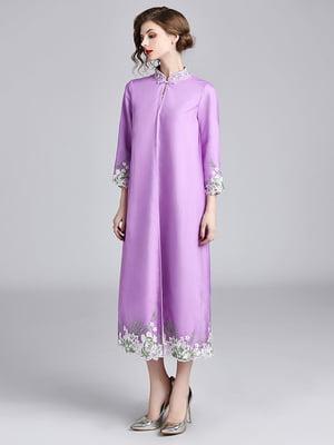 Пальто фіолетове | 5155198