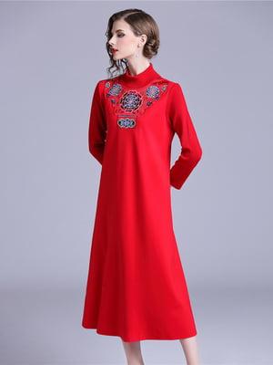 Сукня червона | 5155207