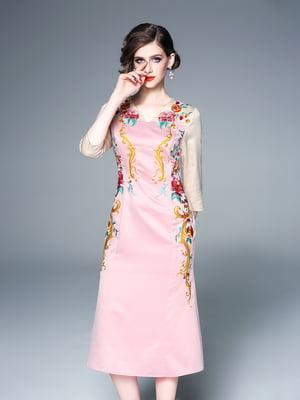 Сукня рожева | 5155212