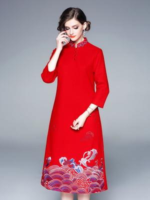 Сукня червона | 5155214