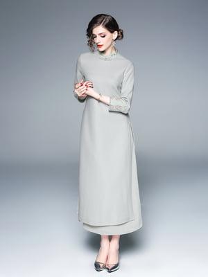 Сукня світло-зелена | 5155217
