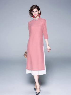 Сукня червоно-біла | 5155218