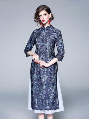Сукня синя | 5155221