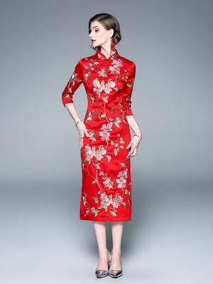 Сукня червона | 5155230