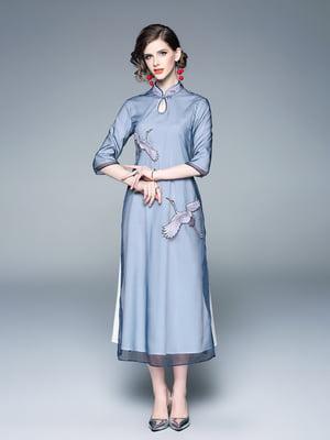 Сукня синя | 5155234
