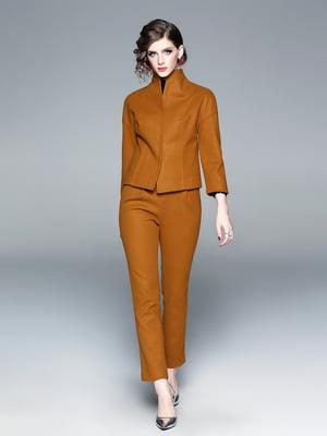 Комплект: жакет и брюки | 5155238