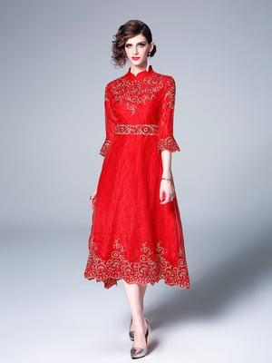 Сукня червона | 5155285