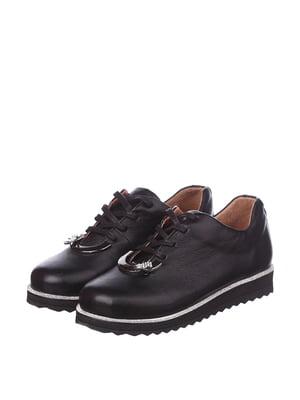 Кроссовки черные   5155331