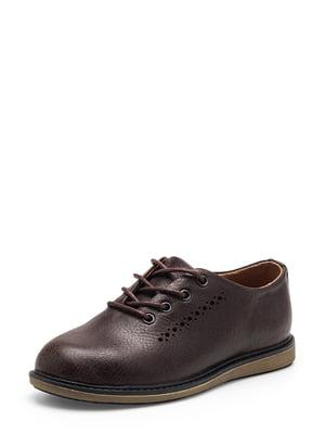 Туфлі коричневі | 5155338