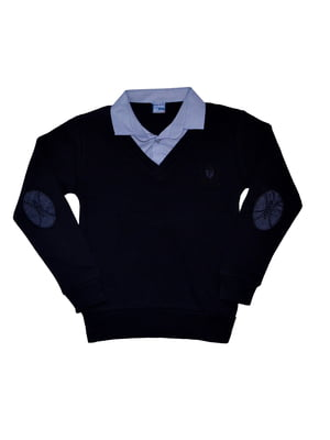 Джемпер темно-синий | 5155376