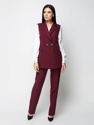 Костюм: жилет и брюки | 5155414