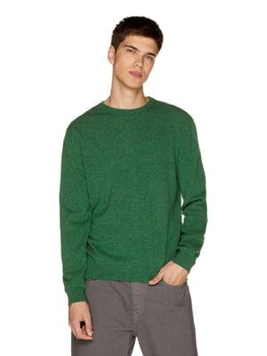 Джемпер зеленый | 5149701