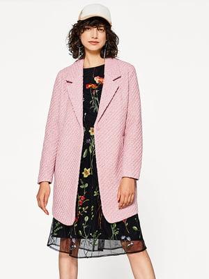 Пальто рожеве | 5155816