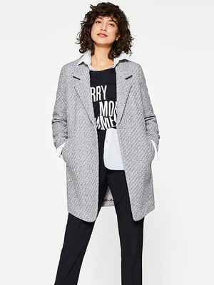 Пальто сіре | 5155817