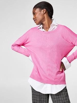 Джемпер рожевий | 5155832